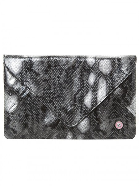 Clutch Python Grey/Silver van All-time Favourites Chilla