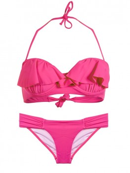 Bikini Beugel Fuchsia van Label Sale Chilla