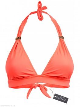 Halter Top Neon Oranje van Phax Chilla