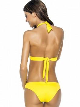 Bikini Halter Yellow van Phax Chilla