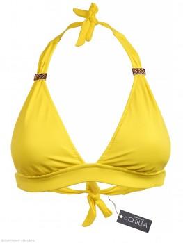 Halter Top Yellow van Phax Chilla