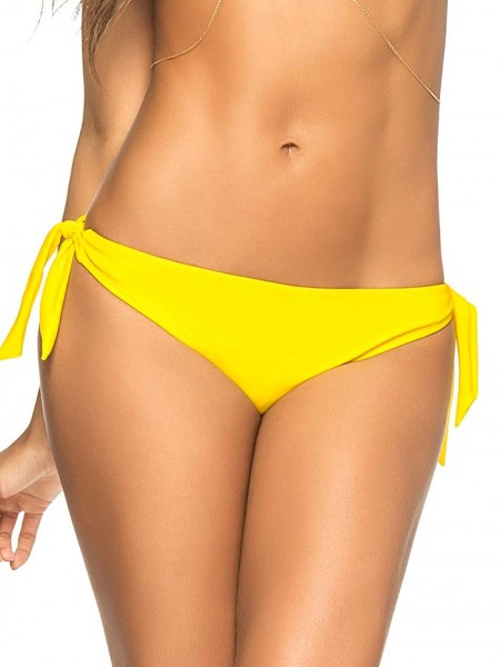 Thong bottom Color-Mix Yellow