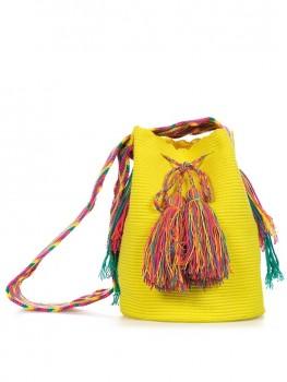 Wayuu Mochila Yellow