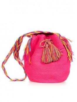 Wayuu Mochila Pink