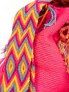 Wayuu Mochila Tas Roze van Wayuu Tassen Chilla