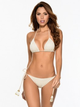 Triangle Bikini Cuarzo van Label Sale Chilla