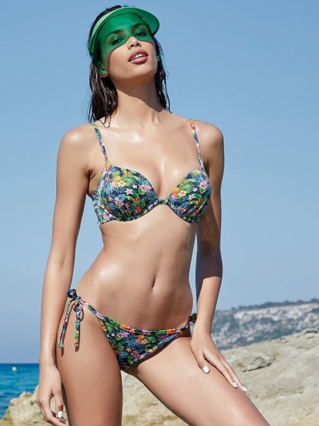 Bikini Hawai Double Push-up