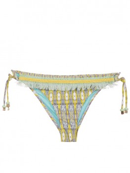 Triangle Bikini Acuarela Verde van Swim Days Chilla