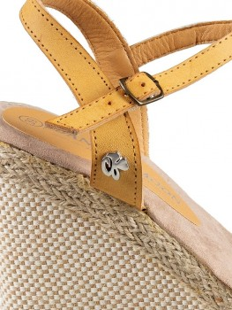 Sandalen Cortina van Banana Moon Chilla