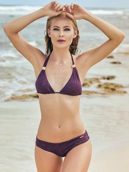 Bikini Halter Lavender van Dulzamara Chilla