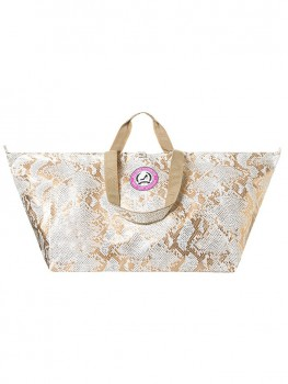 Logo Shopper Python White/Gold