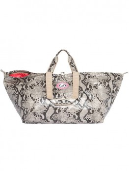 Logo Shopper Python Naturel