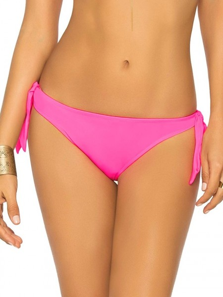 Thong Bottom Neon Pink