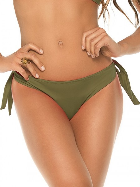 Thong Bottom Khaki Green