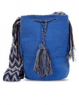Wayuu Mochila Blue