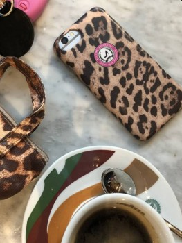 iPhone Hoesje Leopard van All-time Favourites Chilla