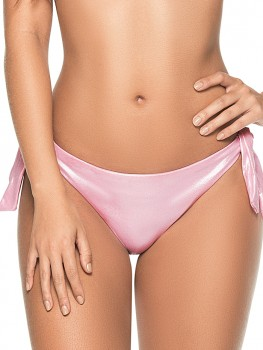 Paulina Brazil Bottom Pink Foil