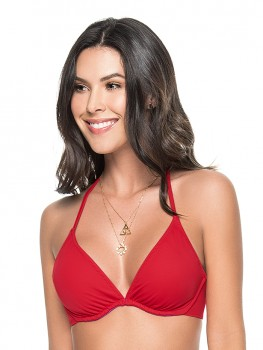 Underwire top New Red