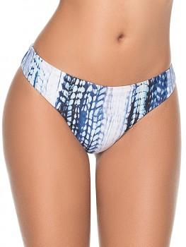 Bikini Triangle Blue Sky-Tiedye van Phax Chilla