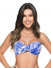 Twisted Bandeau Top Beyond The Sea van Phax Chilla