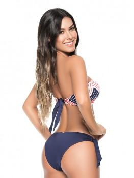 Bikini Bandeau West Coast van Phax Chilla