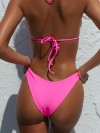 Bikini Triangle Marley Neon Pink van VDM Chilla