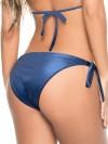 Glanzende Triangle Bikini Blue Sky van Phax Chilla
