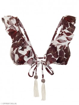 Bikini Tie-front Cayena van Cosita Linda Chilla