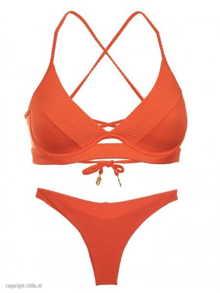 Underwire Bikini Orillas del Mar