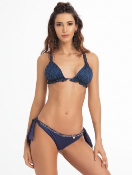 Stringbikini Gorgona Macrame van April Swimwear Chilla