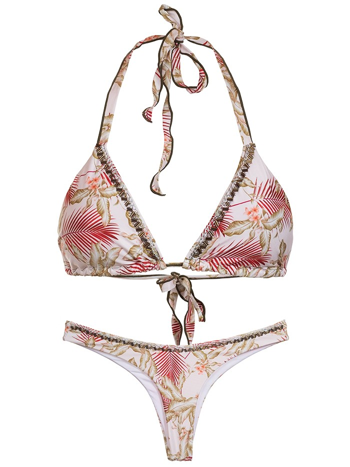 Bikini Triangle Casa Terracota van April Swimwear Chilla