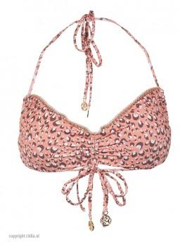 Bikini Halter Bandeau Baby Jungle van Luli Fama Chilla