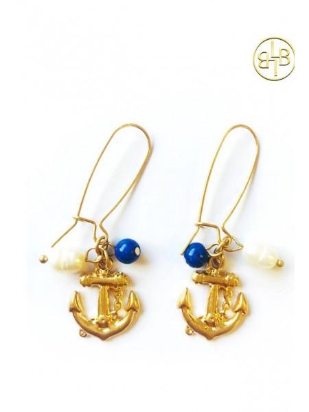Earrings Azure