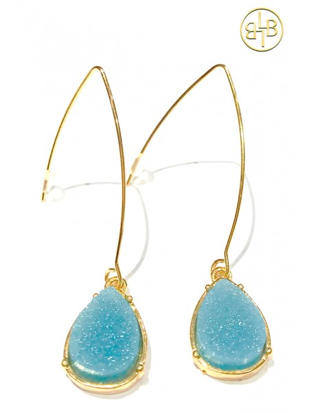 Earrings Kimmie Blue