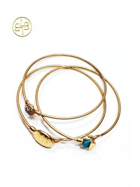 Bracelet Broadway Gold