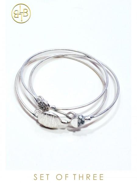 Bracelet Broadway Silver