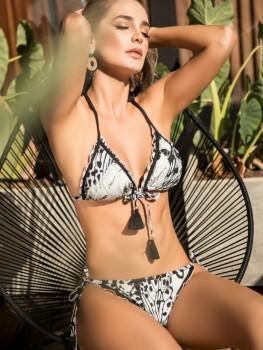 Triangle Bikini Butterfly van Yuly Swimwear Chilla