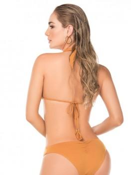 Bikini Halter Sunset van Yuly Swimwear Chilla