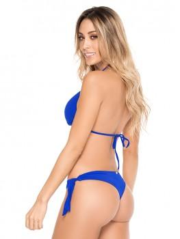 String Bikini Kobaltblauw van Phax Chilla