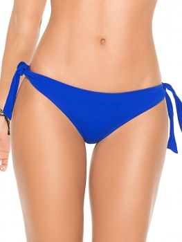 Thong bottom Color-Mix Electric Blue