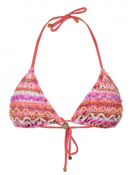 Bikini Crochet Piedras Fuchsia van Swim Days Chilla