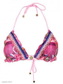 Bikini Katmandu Fuchsia van Swim Days Chilla