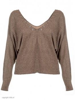Gouden Lurex Sweater