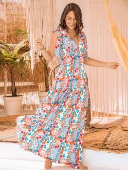 Maxi-Dress Bella Portugal