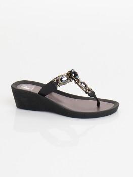 Sandalen Appollo Zwart