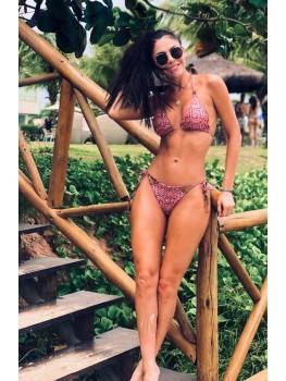 Bikini Triangle Snake van Mystical Swimwear Chilla