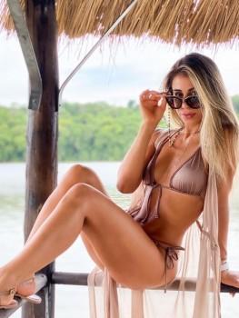 Bikini Triangle Wild Mokka van Mystical Swimwear Chilla